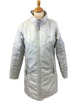 Hooch Size 10 Ladies Coat White