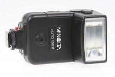 Minolta Auto 132X Aufsteckblitzgerät #61154129