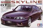 Tamiya 24145 1/24 Scale Model Sports Car Kit Nissan Skyline GT-R R33 V-Spec
