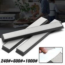 3 X Ruixin Pro Kitchen Knife Sharpener Sharpening Stone Edge Diamond Whetstone