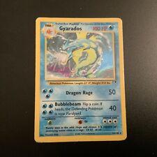 Gyarados - Card pokemon - Legendary Collection - Eng - Holo - WOTC - 12/110