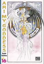 2001 -- Mangas -- Ah ! My Goddess -- Kosuke Fujishima  -- Volume 16 -- TTBE