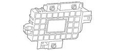 Genuine Ford Control Module JU5Z-15604-BB