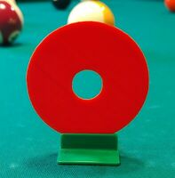 Aim and Stroke Trainer - Pool, Billiards, Cue Sports - Practice Anywhere