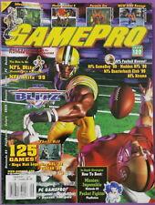 GamePro Magazine #120 September 1998 (NFL Blitz)