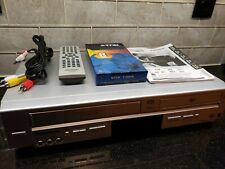Panasonic Dvd Player/Vcr Combo Pv-D4744S with Orig. Remote & Manual Plus Cable