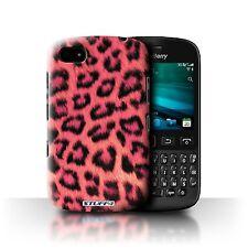 STUFF4 Phone Case for Blackberry Smartphone/Leopard Animal Skin/Print/Cover