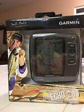 Garmin Echo 200 Fish Finder Scott Martin - New
