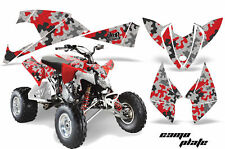 ATV Decal Graphic Kit Quad Wrap For Polaris Outlaw 450 525 2009-2012 CAMOPLATE R
