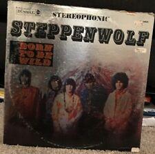"Steppenwolf - ""Steppenwolf"" LP Vinyl Dunhill Original DS 50029 Record"