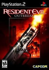 Resident Evil: Outbreak - Playstation 2 Game Complete