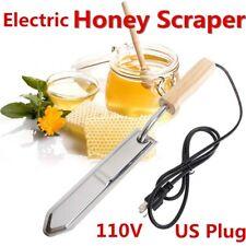 Électrique grattage extracteur de miel débouchage couteau apiculture ruche