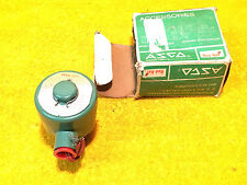 **NEW** ASCO RED HAT BPX 8262A227V 120 VAC 150 PSI GASOLINE RATED SOLENOID VALVE