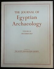 The Journal of Egyptian Archaeology Volume 53 1967 The Egypt Exploration Society