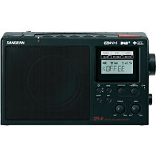 Sangean DPR-45 DAB+ FM/AM Portable Receiver Radio - Black
