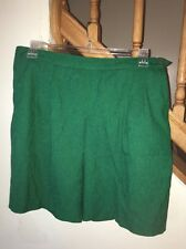 Women's Basix By Hanasport California Green Dress Shorts Size 20