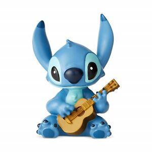 Disney Showcase Stitch With Guitar from Lilo & Stitch Mini Figurine 6002188