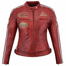 Motorradjacken in Rot günstig kaufen | eBay