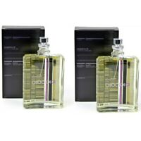 2 X PROFUMO UOMO DONNA UNISEX ESCENTRIC MOLECULES 01 100 ML EDT 3,5 OZ 100ML E01