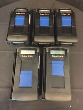 *LOT OF 5* DRAGER CMS 6405250 GAS ANALYZER UNIT