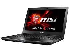 "MSI GL62 6QF-1446 15.6"" Intel Core i7 6th Gen 6700HQ (2.60 GHz) NVIDIA GeForce G"