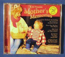 Mother's Memories by Various Artists (CD) 2001, K-Tel-Teresa Brewer-Perry Como.