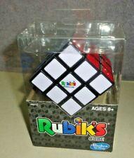 NEW SEALED Hasbro Gaming Rubiks Cube Game with Display Stand