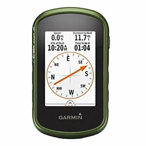 Garmin eTrex Touch 35 Handheld GPS/GLONASS Unit With Touchscreen 010-01325-10