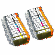 20 PK INK NON-OEM CANON PGI-5 CLI-8 MP530 MP600 MP800 MP810 MP960 MP970 MX850