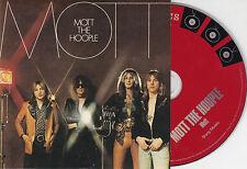 CD CARTONNE (CARDSLEEVE) 9T MOTT THE HOOPLE MOTT