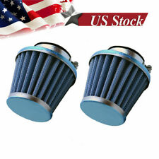 2x 38mm Air Filter for Gy6 50cc 110cc 125cc 150cc Moped Scooter ATV Dirt Bike