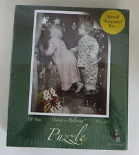 SEALED NEW Kim Anderson 550 Piece Puzzle Seeing is Believing Christmas