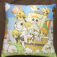 Anime One Piece Luffy double sided Pillow cushion Case  cosplay 48