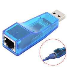 USB 2.0 vers LAN RJ45 Ethernet réseau Convertisseur Adaptateur 10/100 Mbit