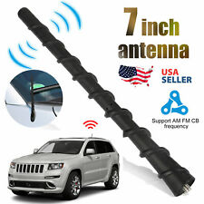 7in Rubber Radio Signal Antenna For Jeep Cherokee Liberty Dodge Journey Avenger
