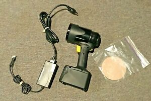 Lowel GL-1 Power LED Portable Handheld Light With Magnifier GL1  NEW BATTERY
