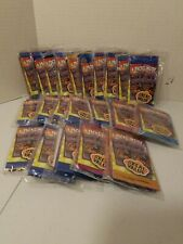 Webkinz Trading Cards 22 Packs of 4 Packets, Series 1,2,3 & 4 over 400 Items