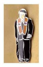 orange man enamel badge orange order loyalist ulster scots northern ireland