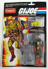 Gen Hawk Funskool India MoC 2001 Cobra G.I.Joe gijoe International General