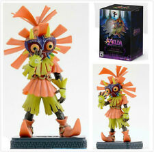 The Legend of Zelda: Majora's Mask 3D 14cm Link Action Figure Kids Xmas Gift New