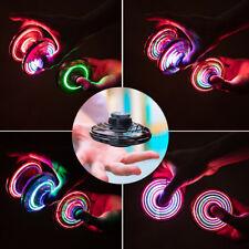 Flynova Drone UFO Flying Gyro Spinner Toy Gesture Sensing Aircraft Returning LED