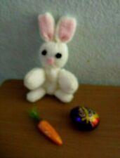 Rabbit creme egg cover Knitting pattern