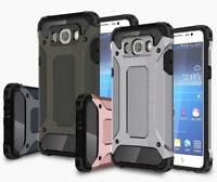 For Samsung Galaxy J7 (2016) J710 Shockproof Hybrid Rubber Armor Hard Case Cover