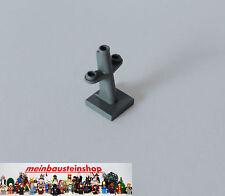 Lego® 4289 Boot- Schiffs Mast-Halterung Lantern Mast 2x2x3 neues Dunkelgrau Gray