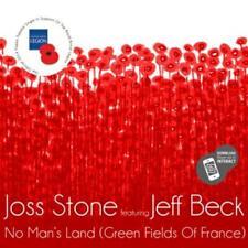 Stone Joss/featuring Jeff Beck - No Man's Land (green Fields Of NEW CD