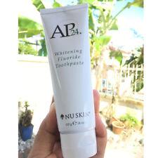 NEW Authentic Nu Skin AP-24 WHITENING FLUORIDE TOOTHPASTE 110g/4oz -Exp 07/2020