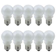 10 x mlight LED Leuchtmittel P45 Tropfen 1,2W E27 50lm Tageslicht 5500K Kaltweiß