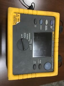 Fluke 1735 Three-Phase Electrical Energy Logger