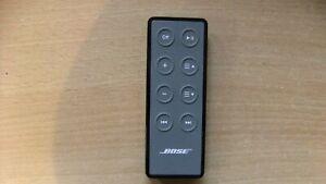 Genuine Bose SoundDock Series 2, 3 & Portable Remote (No Battery) Guarantee