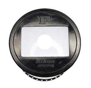 Nikon F Field Previewer  #3 .......... Very Rare !!